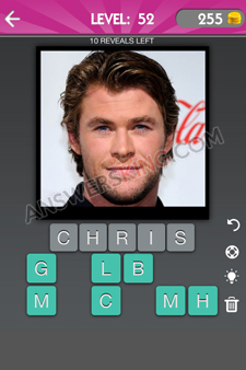 Celebrity Guess Level